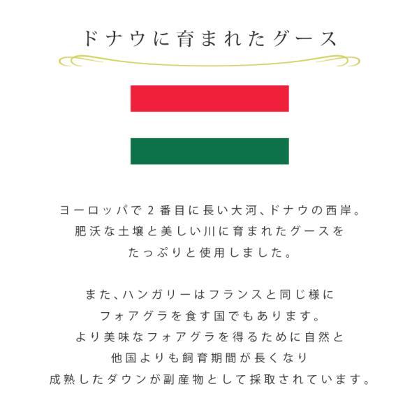 西川 羽毛布団 ダブル ハンガリー産グースダウン90% 1.7kg 日本製 羽毛掛け布団 安眠館セレクション Executive|futon|07