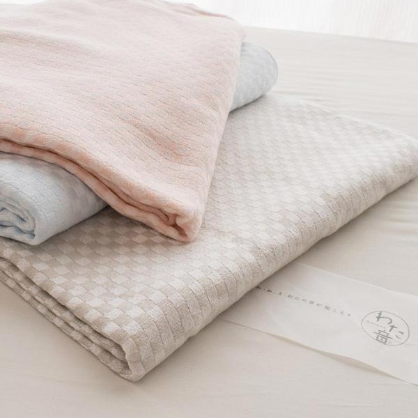タオルケット 今治 シングル 日本製 朱子織り スーピマコットン タオルケット わた音|futon|11