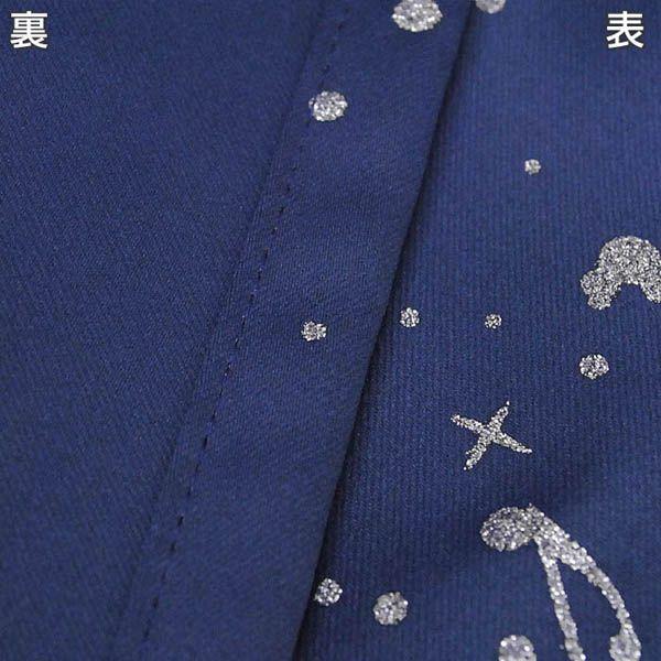 ディズニー遮光カーテン ミッキー/ラメプリント 幅100cm×丈200cm 2枚組 日本製|futon|04