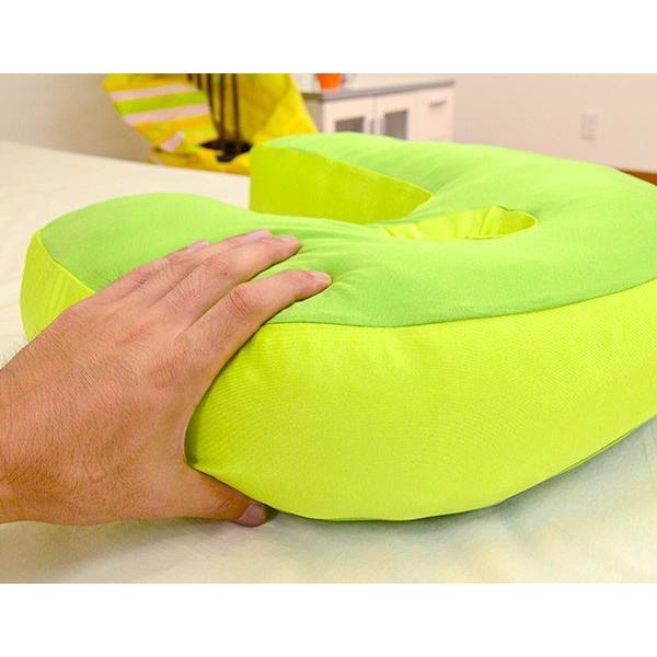 横向き枕 フランスベッド 横向き寝枕 スリープバンテージ ピロー 抱き枕 横寝枕 快眠枕|futon|06