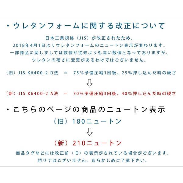 マットレス ダブル 折りたたみ 日本製 三つ折り 6cm 硬め180ニュートン|futon|12