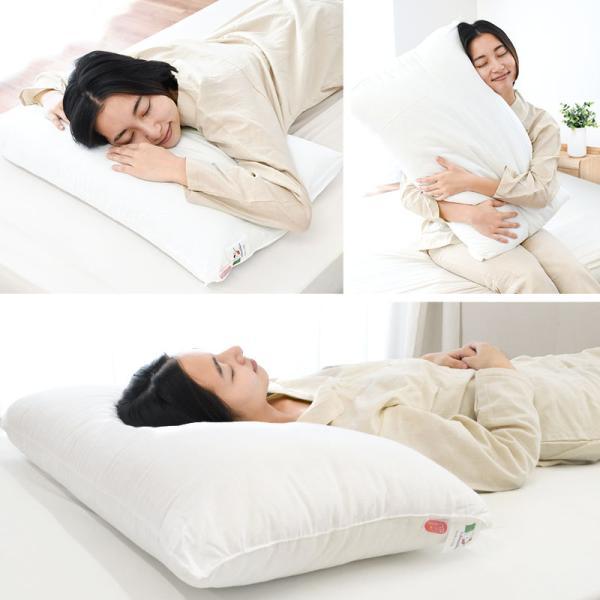 枕 まくら オルトペディコ アンナブルー スリープメディカル枕 専用ピロケース付き セット futon 13