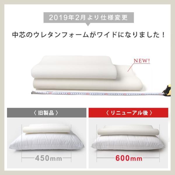 枕 まくら オルトペディコ アンナブルー スリープメディカル枕 専用ピロケース付き セット futon 17
