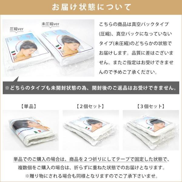 枕 まくら オルトペディコ アンナブルー スリープメディカル枕 専用ピロケース付き セット futon 18