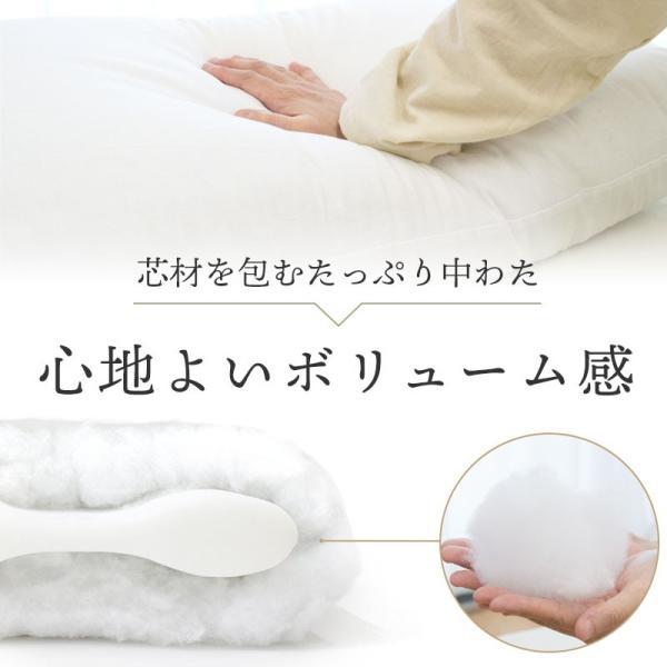 枕 まくら オルトペディコ アンナブルー スリープメディカル枕 専用ピロケース付き セット futon 06