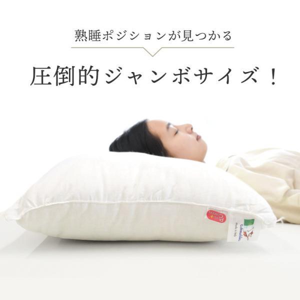 枕 まくら オルトペディコ アンナブルー スリープメディカル枕 専用ピロケース付き セット futon 07