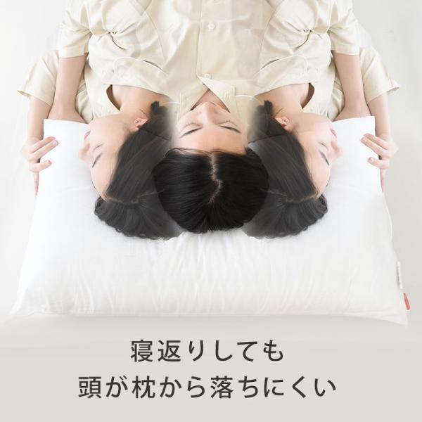 枕 まくら オルトペディコ アンナブルー スリープメディカル枕 専用ピロケース付き セット futon 08