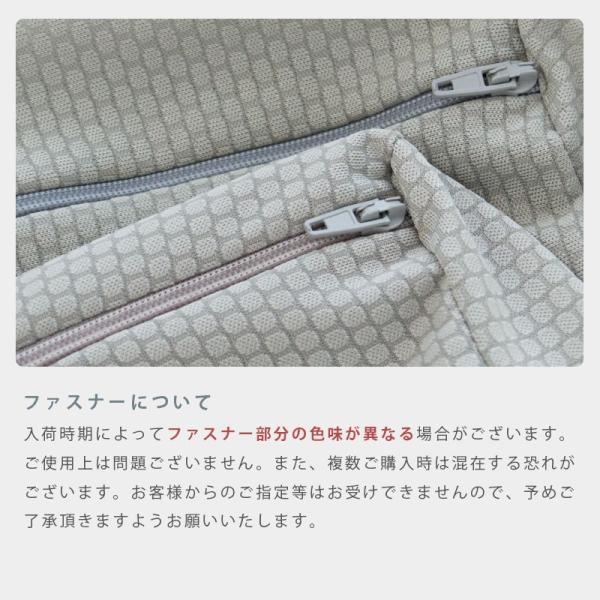 枕 まくら マクラ 低反発枕 4D de 首を解放 ネックプラスピロー 波型 ウェーブ 立体構造 頚椎サポート 低反発まくら 快眠枕|futon|13