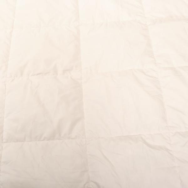 洗える ダウンケット 肌掛け布団 西川 シングルロング SL 150×210cm ダウン率50% 来客用 ウォッシャブル 洗濯機可能 昭和西川|futontanaka|12