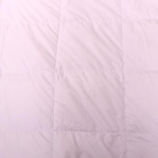 洗える ダウンケット 肌掛け布団 西川 シングルロング SL 150×210cm ダウン率50% 来客用 ウォッシャブル 洗濯機可能 昭和西川|futontanaka|14