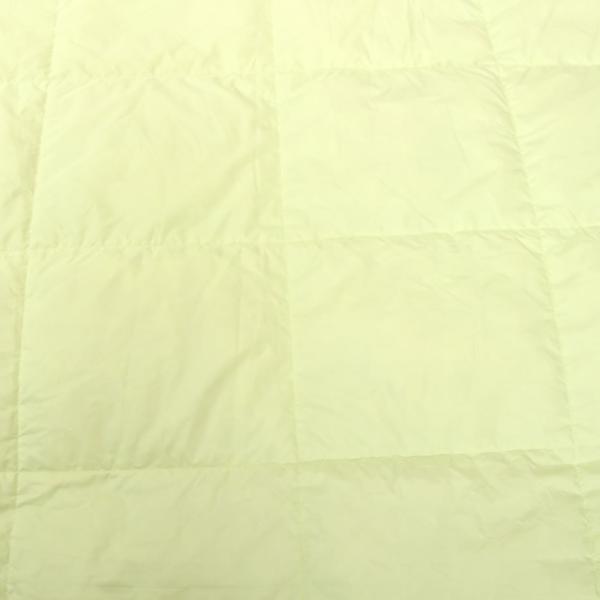洗える ダウンケット 肌掛け布団 西川 シングルロング SL 150×210cm ダウン率50% 来客用 ウォッシャブル 洗濯機可能 昭和西川|futontanaka|10