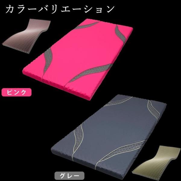 今だけまくらプレゼント 東京西川 エアー AiR 01 マットレス シングル ベーシックタイプ 正規品 敷布団|futontanaka|12