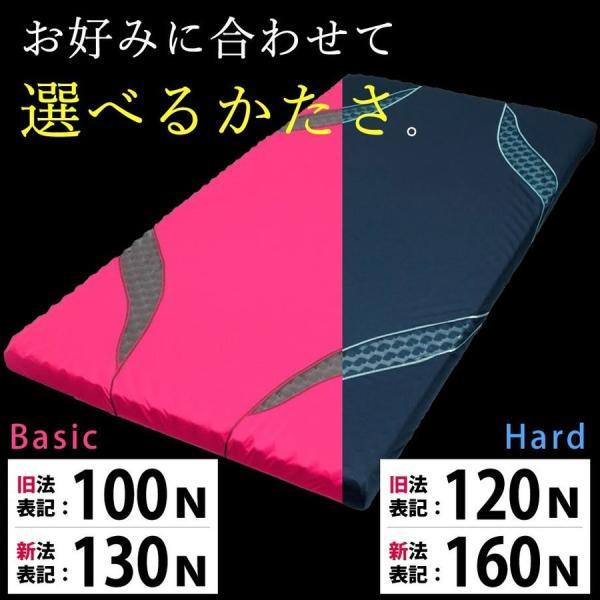 今だけまくらプレゼント 東京西川 エアー AiR 01 マットレス シングル ベーシックタイプ 正規品 敷布団|futontanaka|08