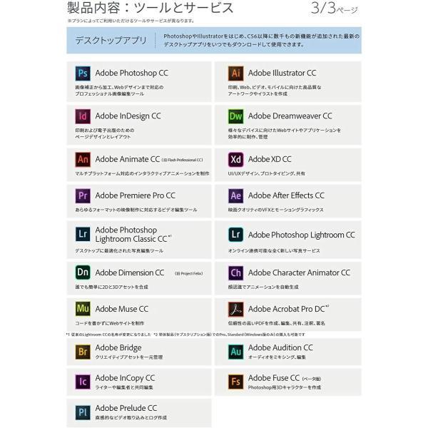 Adobe Creative Cloud コンプリート|12か月版|Windows/Mac対応|パッケージ(カード)コード版|future-ability|06