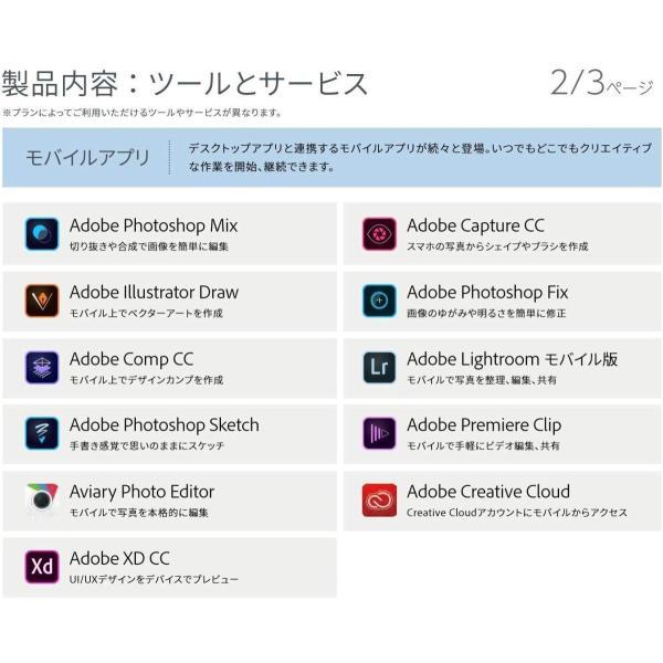 Adobe Creative Cloud コンプリート|12か月版|Windows/Mac対応|パッケージ(カード)コード版|future-ability|08