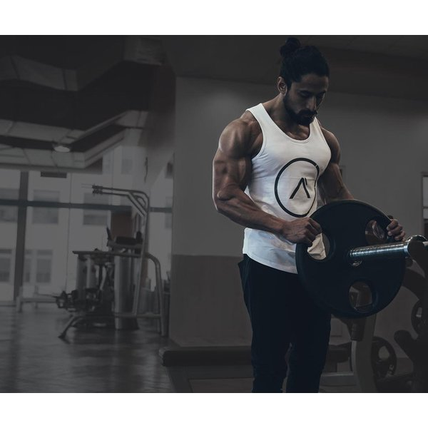 Manatsulife タンクトップ メンズ tシャツ トレーニングウェア 筋トレ トップス インナー ノースリーブ 速乾 フィットネス ジム スポーツウェア 夏 袖なし BX25 futurelife 08