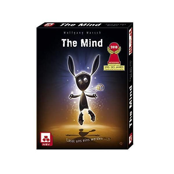 ザ マインド(The Mind)海外版/NSV/Wolfgang Warsch ラッピング無料サービス