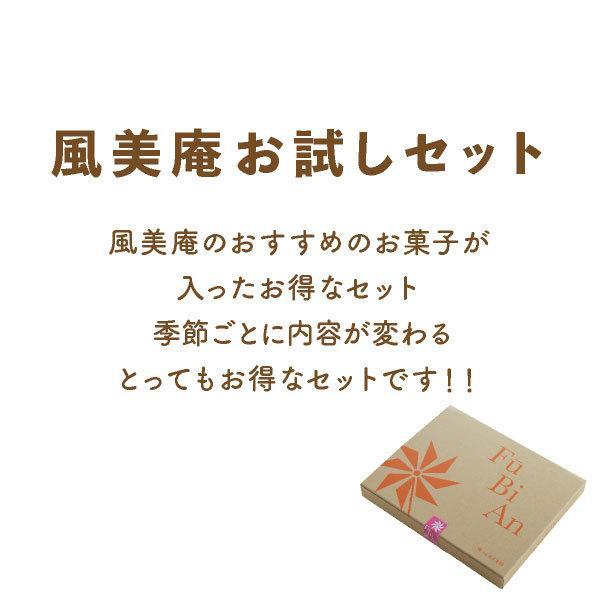【メール便 送料無料】 NEW 博多風美庵お試しセット 秋バージョン mailbin|fuubian|02
