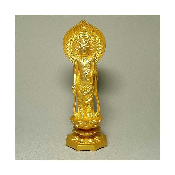 仏像 聖観音菩薩像(しょうかんのんぼさつぞう)寛大な慈悲の心で民衆に救いの手を差し伸べる観音さま