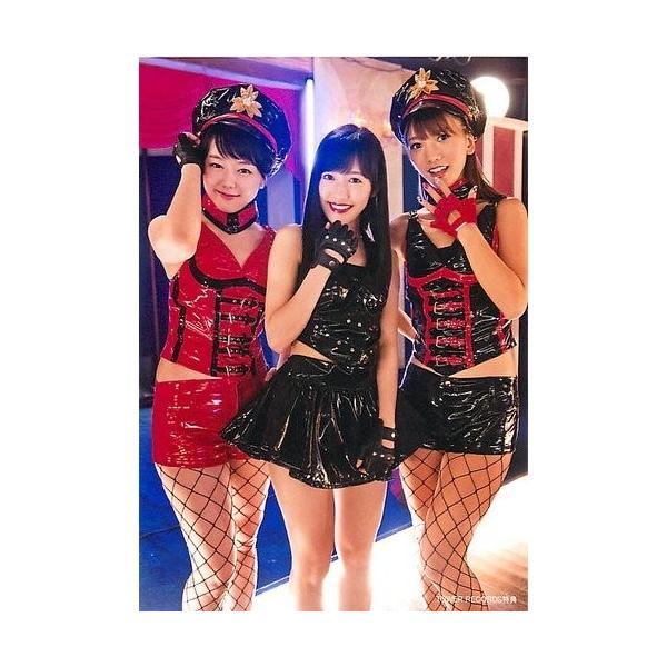 峯岸みなみ 渡辺麻友 高城亜樹 生写真 AKB48 鈴懸 TOWER RECORDS fuwaneko