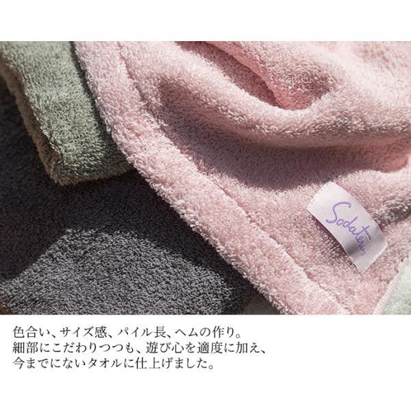 英瑞ギフト 育てるタオル「feel(フィール)」フェイスタオル 同色5枚セット まとめ買い|fuwarira|04