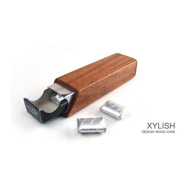 日本製 国産 LIFE ライフ for xylish 木製ケース 木製品 日本製 ハンドメイド  お菓子ケース キシリッシュ ガム 父の日 母の日 クリスマ