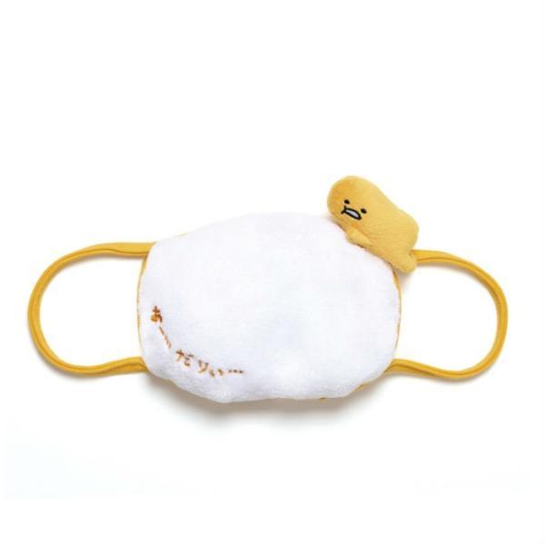 ぐでたまコラボ マスク[GNT0229]渋谷 花粉症 フェイスマスク 風邪予防 自撮り ますく サンリオ ぐでたま|g-field|04