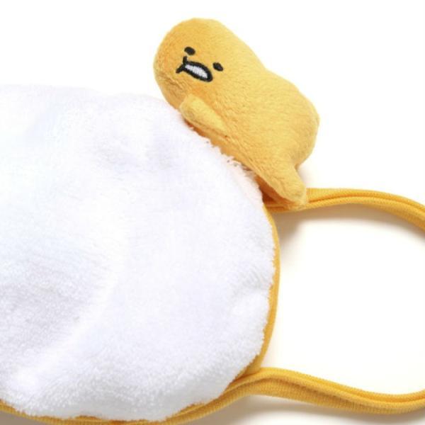 ぐでたまコラボ マスク[GNT0229]渋谷 花粉症 フェイスマスク 風邪予防 自撮り ますく サンリオ ぐでたま|g-field|05