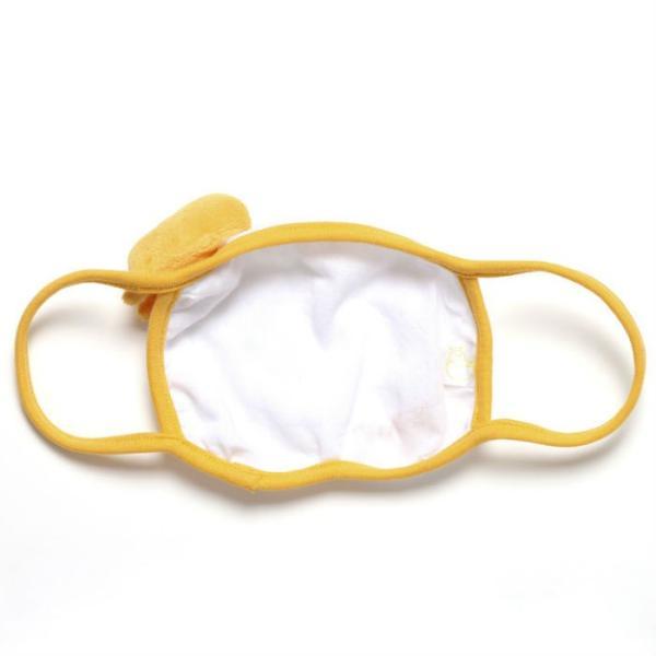 ぐでたまコラボ マスク[GNT0229]渋谷 花粉症 フェイスマスク 風邪予防 自撮り ますく サンリオ ぐでたま|g-field|07