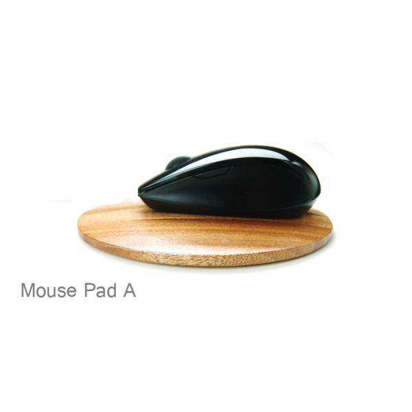 LIFE ライフ DESIGN Mouse Pad A 木製品 日本製 ハンドメイド マウスパット 文具 ビジネス ステーショナリー 父の日 母の日 クリスマス
