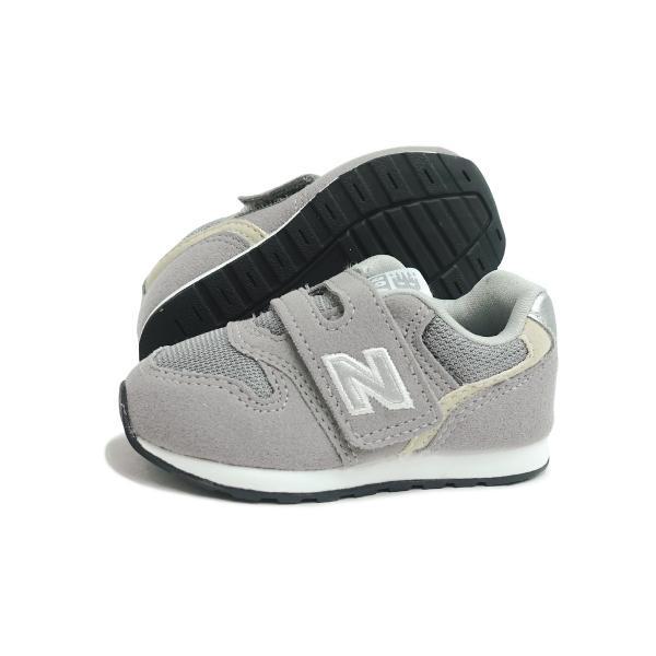 【BABY】new balance(ニューバランス)IZ996 CGY(グレー)スニーカー キッズ 子供靴 ファーストシューズ 赤ちゃん ベビー靴 出産祝い お散歩 公園