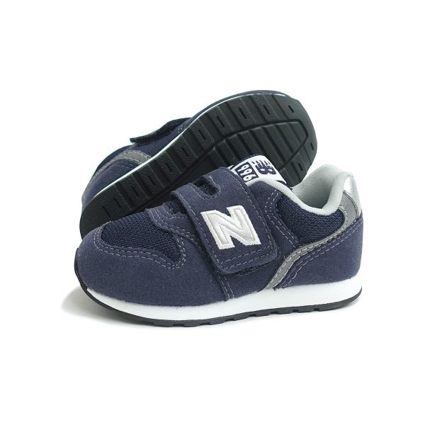 【BABY】new balance(ニューバランス)IZ996 CNV(ネイビー)スニーカー キッズ 子供靴 ファーストシューズ 赤ちゃん ベビー靴 出産祝い お散歩 公園
