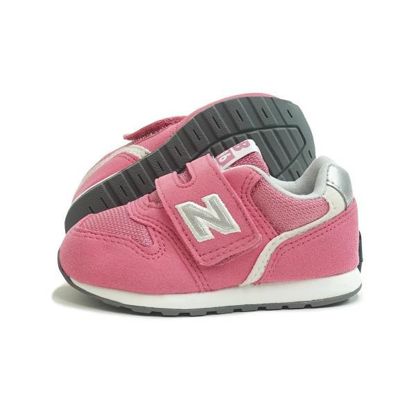 【BABY】new balance(ニューバランス)IZ996 CPK(ピンク)スニーカー キッズ 子供靴 ファーストシューズ 赤ちゃん ベビー靴 出産祝い ギフト 入園 幼稚園 保育園