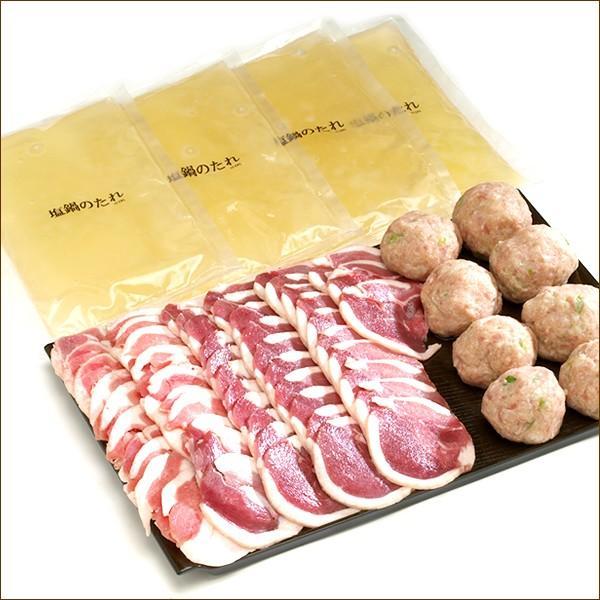 ギフト 鴨鍋セット (合鴨つみれ付き/塩味/2-4人前) かも鍋 だし スープ 北海道産 かも肉 鴨肉 贈り物 お礼 お返し 北海道 食品 グルメ お取り寄せ|g-hokkaido|05