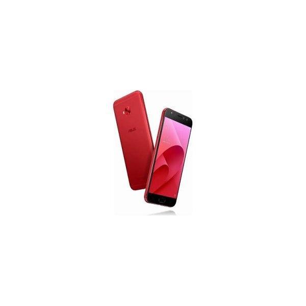 ZenFone 4 Selfie Pro (ZD552KL) 64GB クラシックレッド SIMフリーの画像