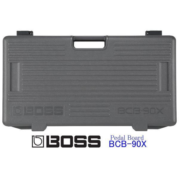 [※お取り寄せ商品] BOSS BCB-90X Pedal Board ボス ペダル・ボード / エフェクターケース / エフェクトボード