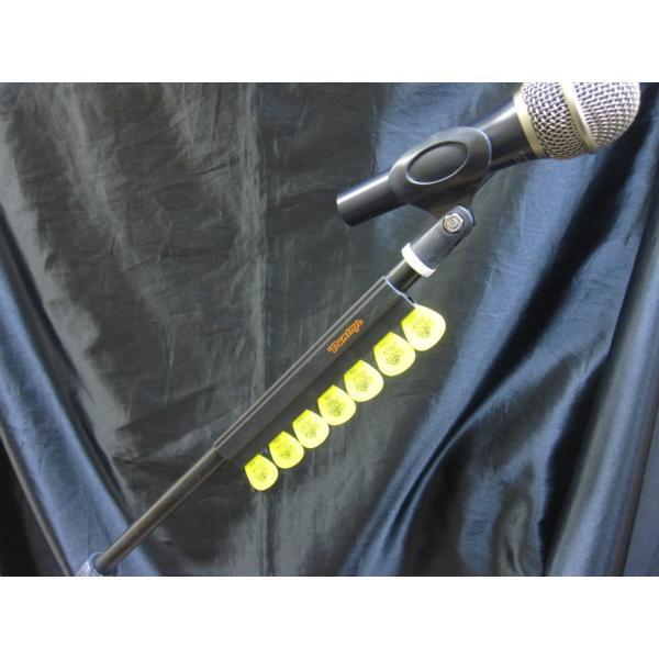 JIM DUNLOP MIC STAND PICK HOLDER #5010 ジム・ダンロップ マイク・スタンド・ピック・ホルダー