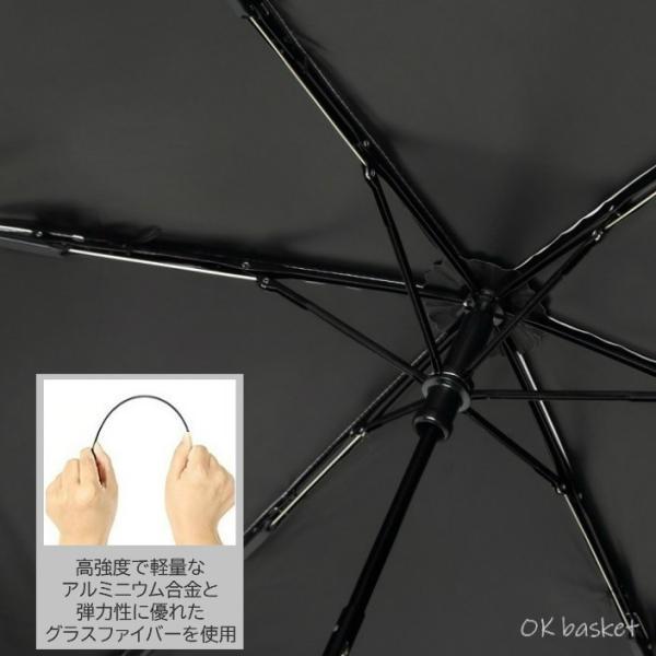 日傘 折りたたみ 完全遮光 超軽量 UVカット 折りたたみ傘 100% 遮光 かわいい スカラップ 晴雨兼用 おしゃれ 折り畳み 日傘  傘|g-winkelen-store|05