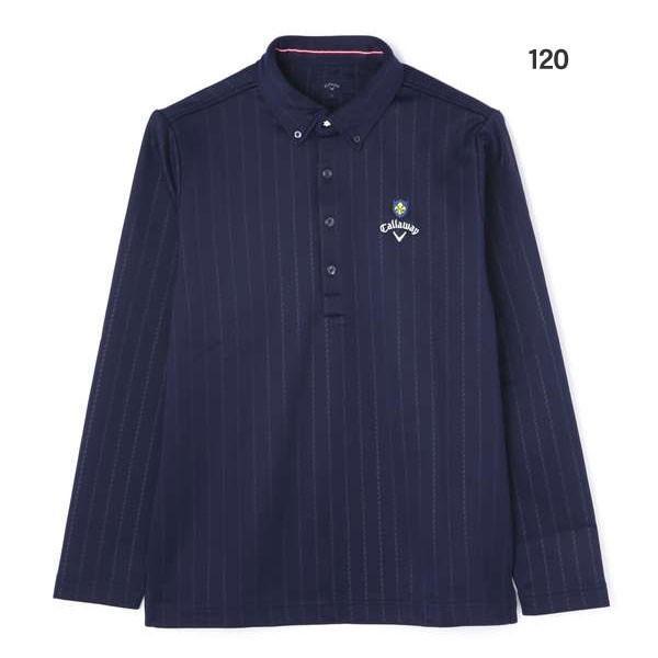 キャロウェイ ゴルフウェア メンズ B.D.カラーシャツ 241-8256507 2018秋冬 g-zone 04