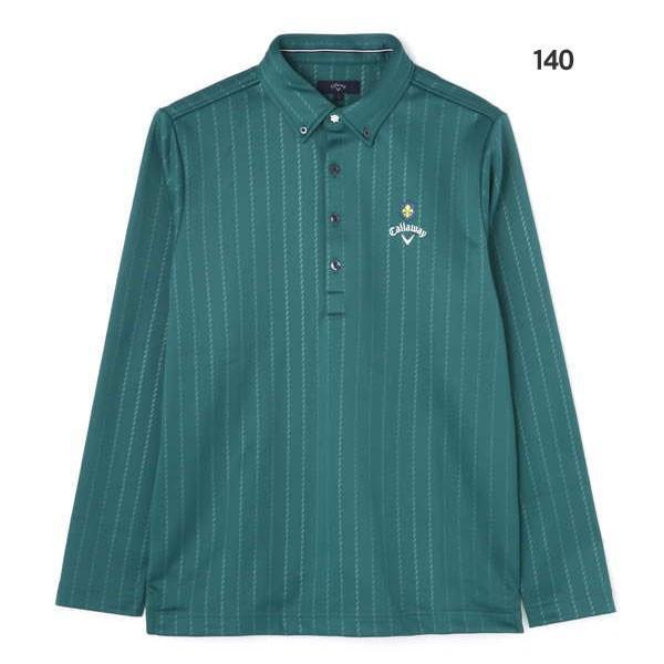 キャロウェイ ゴルフウェア メンズ B.D.カラーシャツ 241-8256507 2018秋冬 g-zone 05