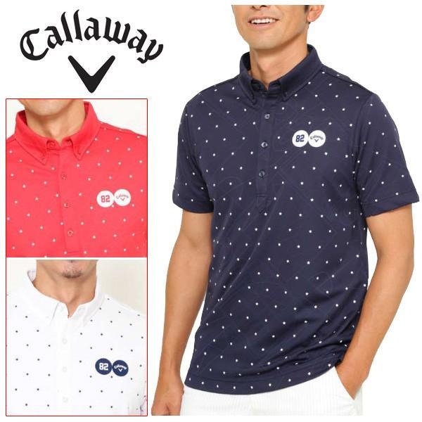 キャロウェイ ゴルフウェア メンズ 半袖 ポロシャツ 9157511 2019春夏 30%OFF|g-zone