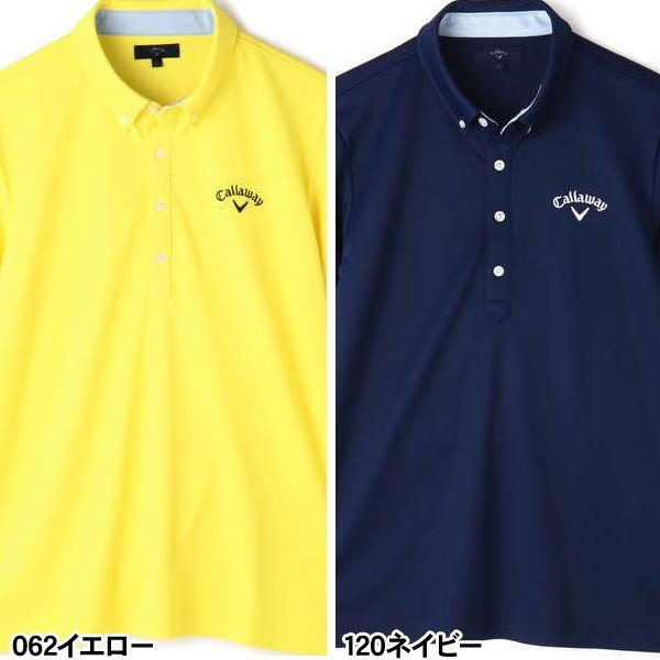 キャロウェイ ゴルフウェア メンズ 半袖 ポロシャツ 9157517 2019春夏 30%OFF|g-zone|03