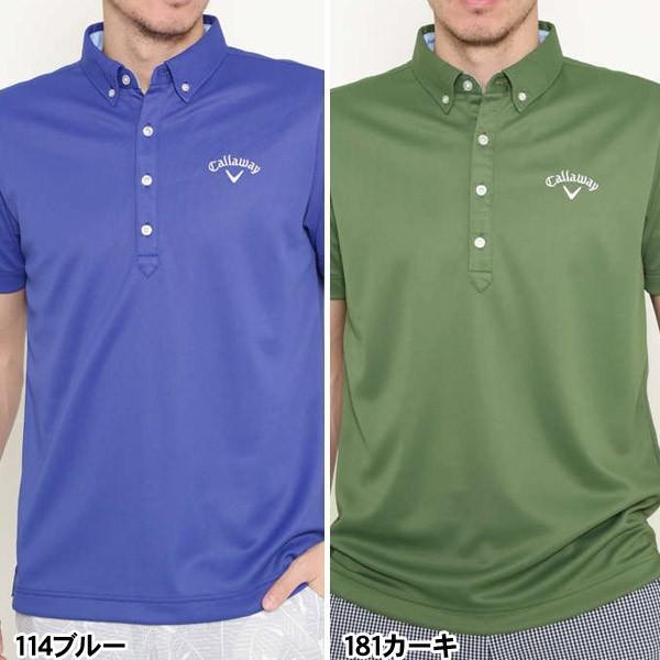 キャロウェイ ゴルフウェア メンズ 半袖 ポロシャツ 9157517 2019春夏 30%OFF|g-zone|04