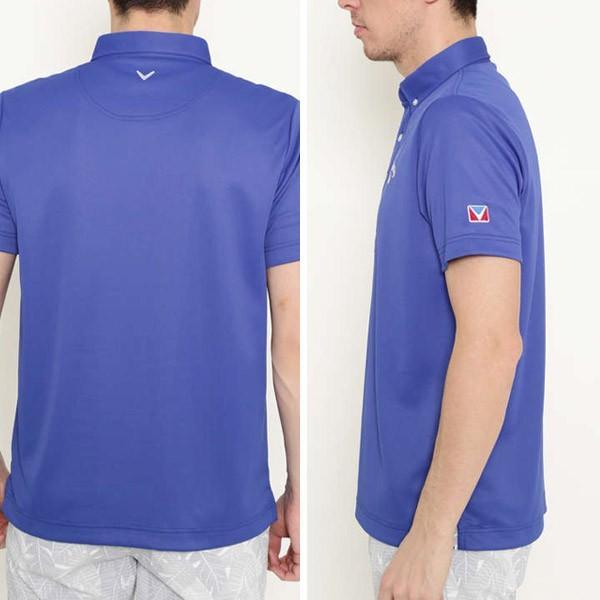 キャロウェイ ゴルフウェア メンズ 半袖 ポロシャツ 9157517 2019春夏 30%OFF|g-zone|05