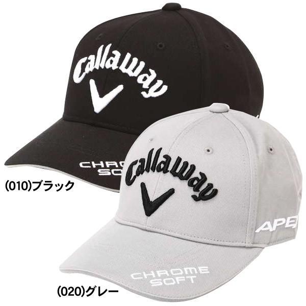 キャロウェイ ゴルフウェア メンズ ツアーキャップ 9984505 2019春夏|g-zone|02
