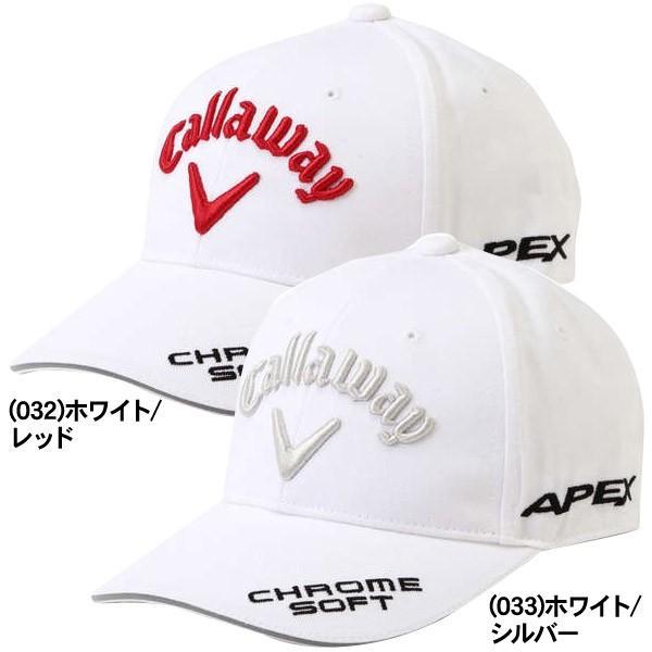 キャロウェイ ゴルフウェア メンズ ツアーキャップ 9984505 2019春夏|g-zone|04