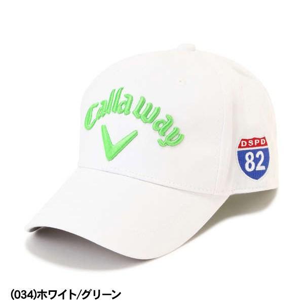 キャロウェイ ゴルフウェア レディース ベーシックキャップ 9984810 2019春夏|g-zone|04