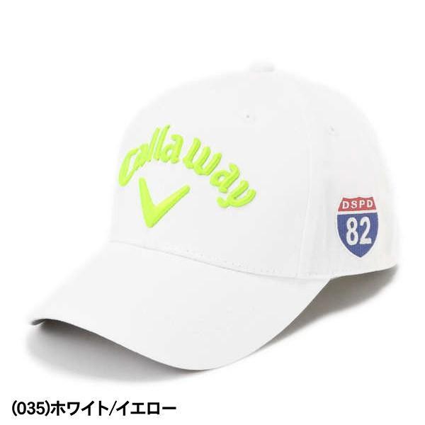 キャロウェイ ゴルフウェア レディース ベーシックキャップ 9984810 2019春夏|g-zone|05