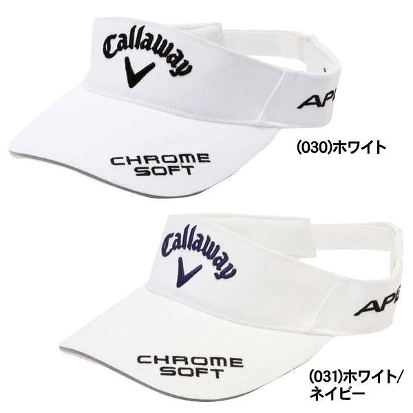 キャロウェイ ゴルフウェア メンズ ツアーバイザー 9984506  2019春夏|g-zone|03