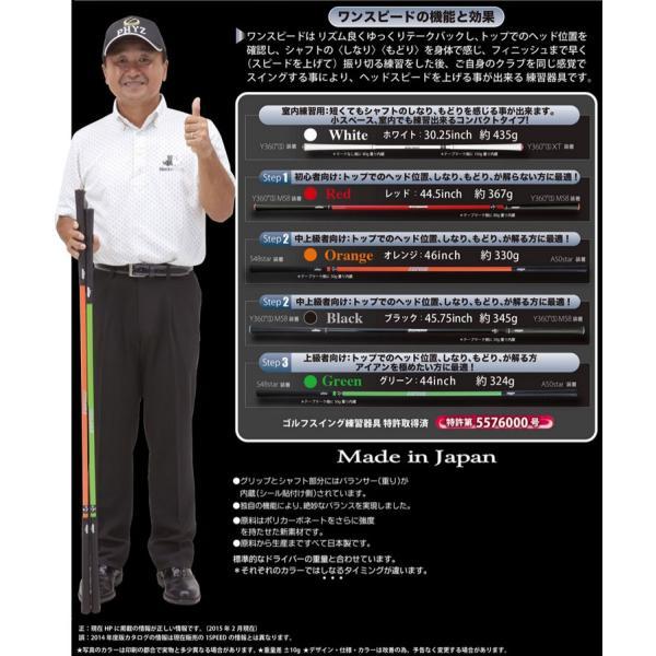 エリートグリップ 1 SPEED ワンスピード システム TT1-01 倉本昌弘プロ監修|g-zone|03
